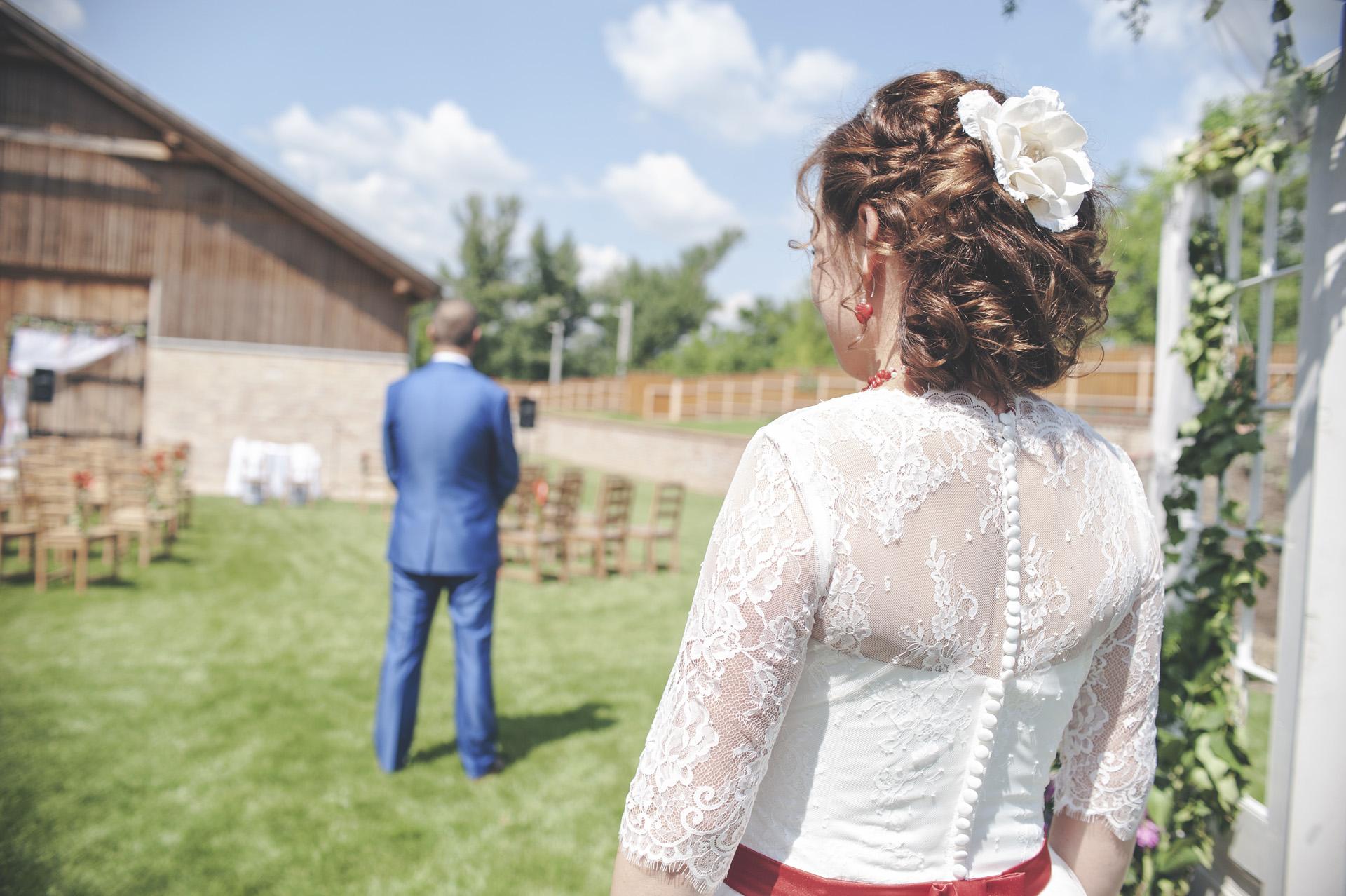 Pénteki esküvő